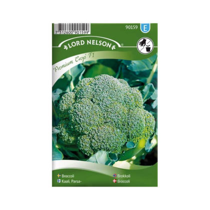 Broccoli, Premium Crop F1