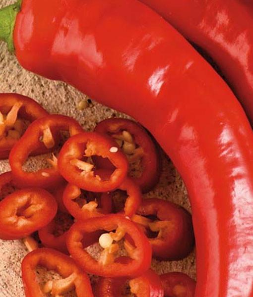 Frö fröer Chilipeppar 'Cayenne Long Slim'