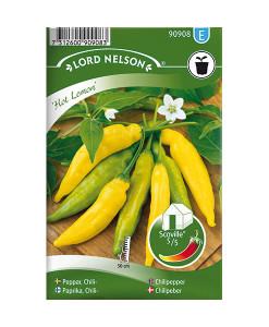 Chilipeppar, Hot Lemon