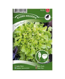 Frö, fröer Sallat, Plock-, Salad Bowl, grön