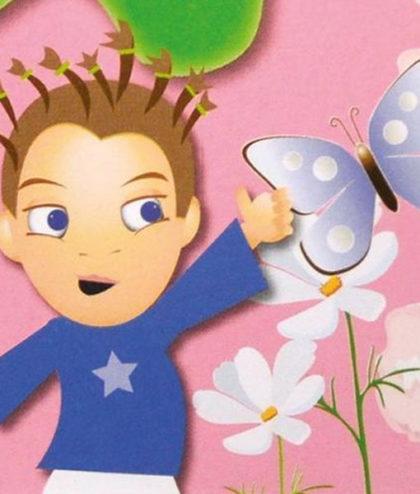 Frö fröer Blommor för fjärilar