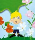 Frö fröer Ätbara blommor