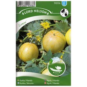 Frö fröer Gurka, Frilands- 'Lemon'